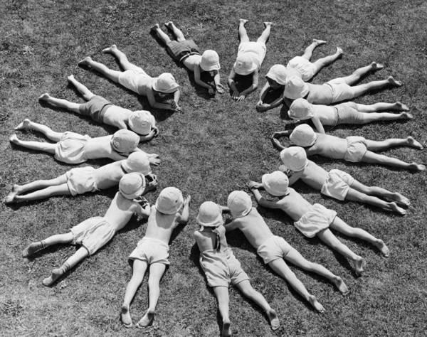 Sun Hat Photograph - Sun Circle by Fox Photos