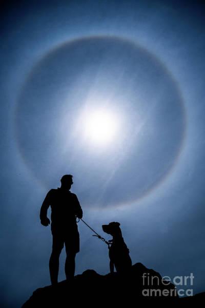 Photograph - Sun Dog  by Keith Morris