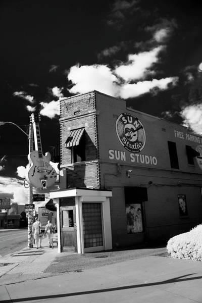 Wall Art - Photograph - Sun Studio by Amy Curtis