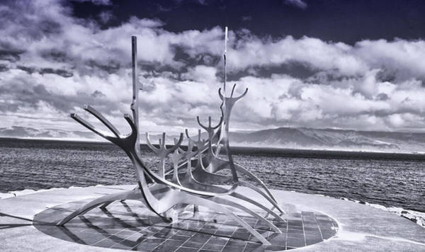 Photograph - Sun Voyager by Jim Cook