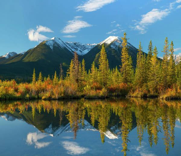 Photograph - Sundance Range, Vermilion Lakes, Banff by