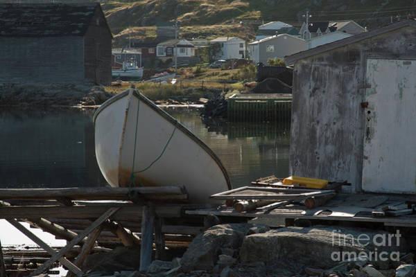 Photograph - Sunday Morning In Fogo Island, Newfoundland by Tatiana Travelways