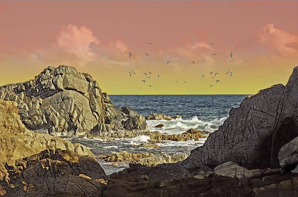 Digital Art - Sundown At Buck by Climate Change VI - Sales