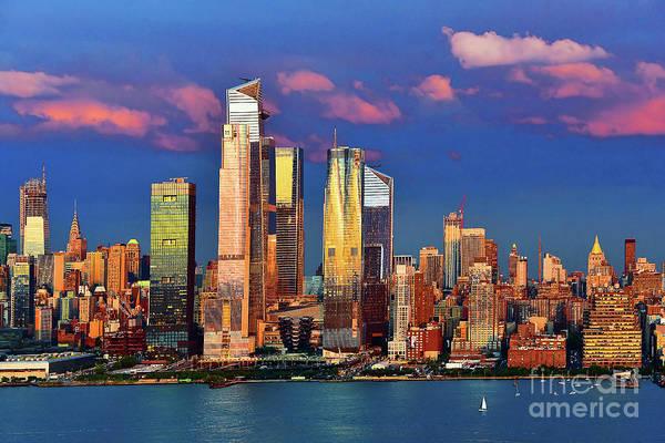 Wall Art - Photograph - Sundown New York Style by Regina Geoghan