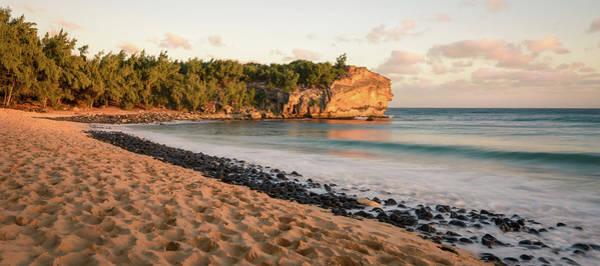 Mahaulepu Beach Photograph - Sunlit by Slow Fuse Photography