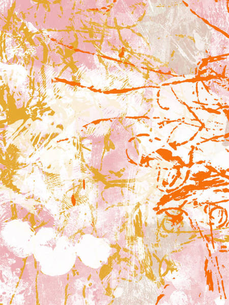 Painting - Sunrise 1- Abstract Art By Linda Woods by Linda Woods