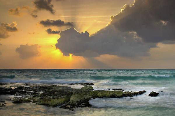 Photograph - Sunrise by Allin Sorenson