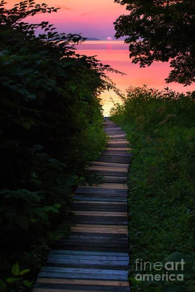 Wall Art - Photograph - Sunrise At Glen Cove by Diane Diederich