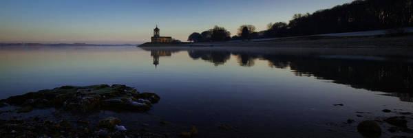 Rutland Photograph - Sunrise At Normanton Church by Stuart Leche