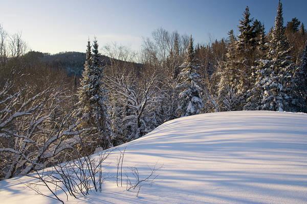 Photograph - Sunrise Bluff - Northern Ontario, Canada by Rick Veldman