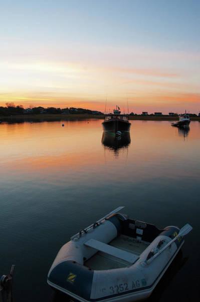 Photograph - Sunrise Downeast Maine by Mark Duehmig