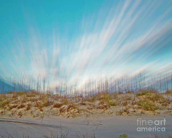 Photograph - Sunrise Dune by Patrick M Lynch