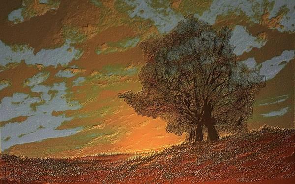 Digital Art - Sunrise Five by Brandy Beverly