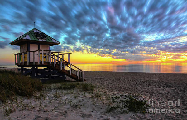 Fisher Towers Photograph - Sunrise In Delray by Darren Fisher