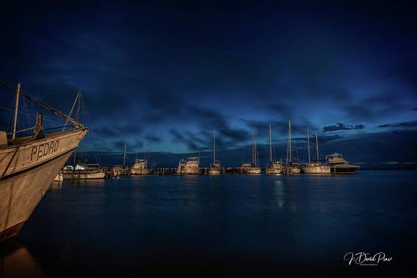Photograph - Sunrise In Rockport by David Pine