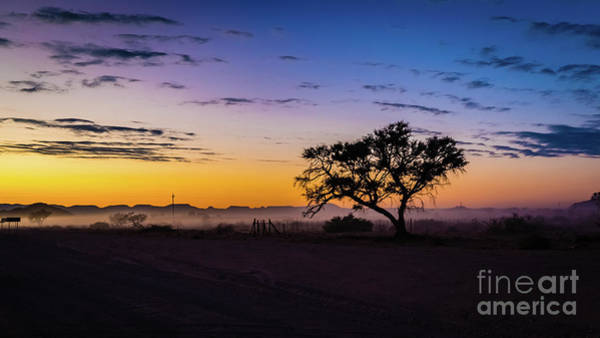 Photograph - Sunrise In Sossusvlei, Namibia by Lyl Dil Creations