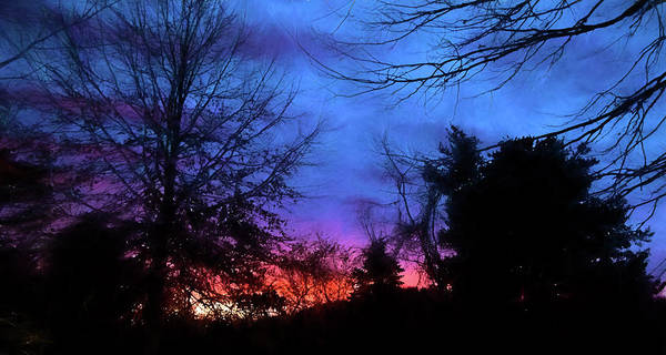 Photograph - Sunrise In Tennessee by Denise Beverly