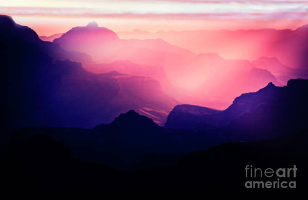 Photograph - Sunrise In The Canyon by Scott Kemper