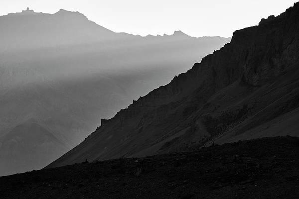 Sunrise In The Himalayas Art Print