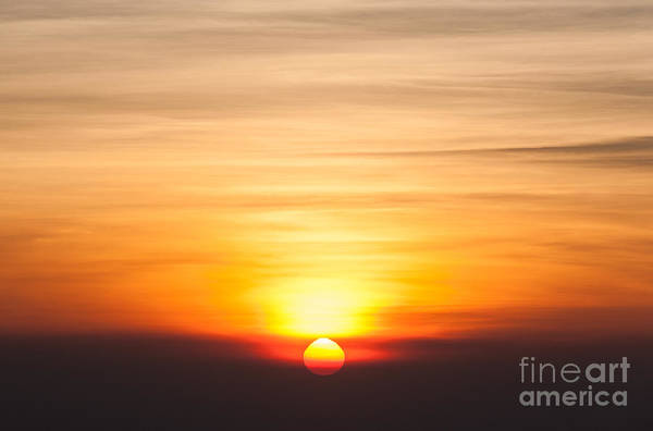 Success Wall Art - Photograph - Sunrise In The Morning, Sunrise With by Fototrips