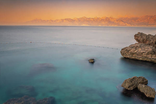 Photograph - Sunrise In Turkey by Francisco Gomez