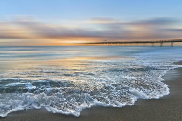 Photograph - Sunrise Lace Dreamscape by Debra and Dave Vanderlaan