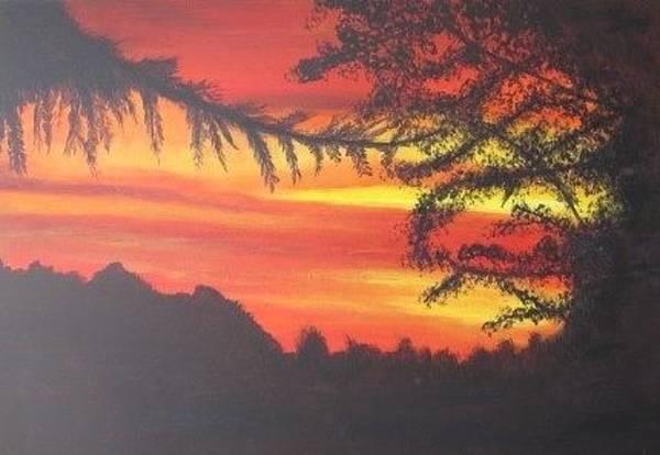 Painting - Sunrise by Lorraine Bradford