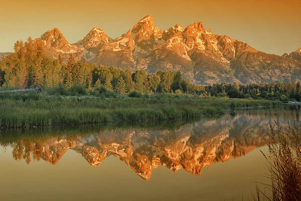 Photograph - Sunrise On The Snake River - Grand Tetons National Park by Rick Veldman