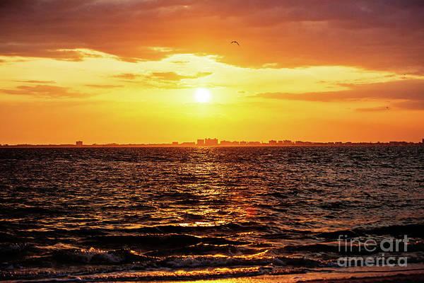 Wall Art - Photograph - Sunrise Over Fort Myers by Scott Pellegrin