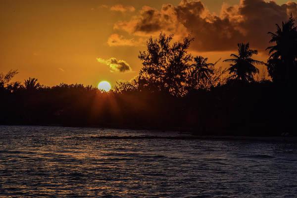Wall Art - Photograph - Sunrise Over Paradise  by Edward Garey