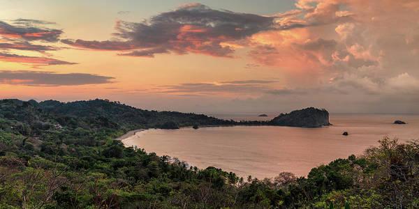 Photograph - Sunrise Over Playa Espadilla Beach  by Darylann Leonard Photography