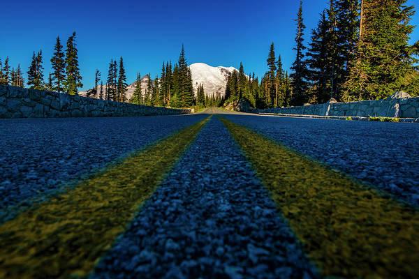 Wall Art - Photograph - Sunrise Park Road by Pelo Blanco Photo