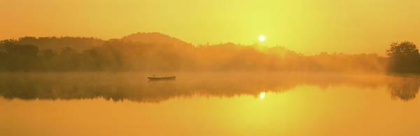 Wall Art - Photograph - Sunrise Saga Kyoto Japan by Panoramic Images