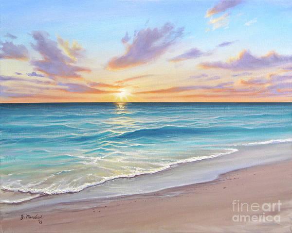 Painting - Sunrise Splendor by Joe Mandrick