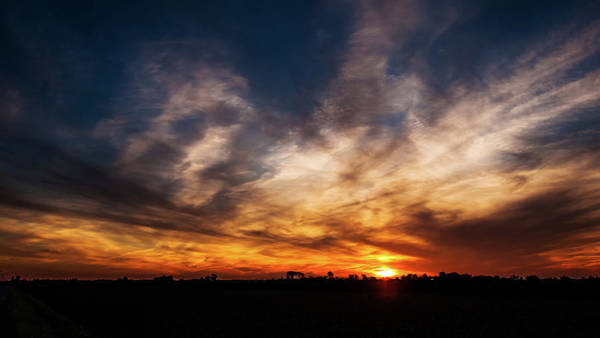 Photograph - Sunset 1 by Jorg Becker