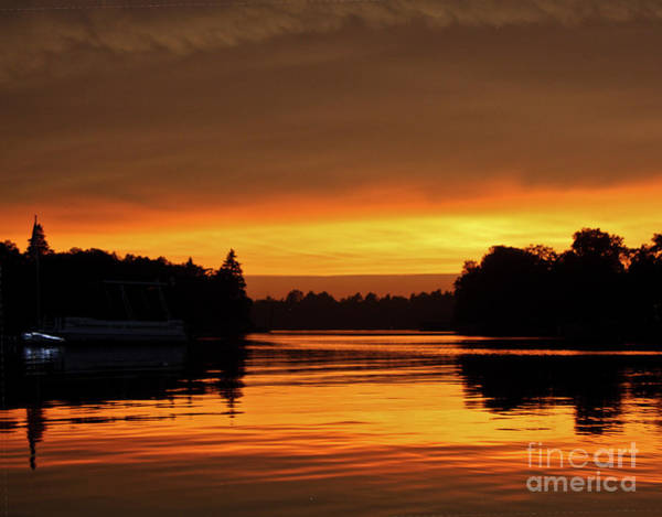 Wall Art - Photograph - Sunset 25 by Tom Griffithe