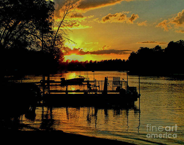 Wall Art - Photograph - Sunset 30 by Tom Griffithe