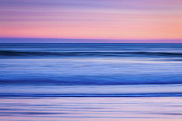 Photograph - Sunset Abstract by Eric Full