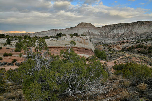 Photograph - Sunset At East Entrance Of Colorado National Monument by Ray Mathis