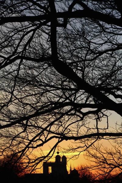 Photograph - Sunset At Greenwich Park  by Aidan Moran