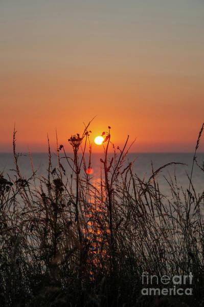 Wall Art - Photograph - Sunset At Gyrn by James Lavott