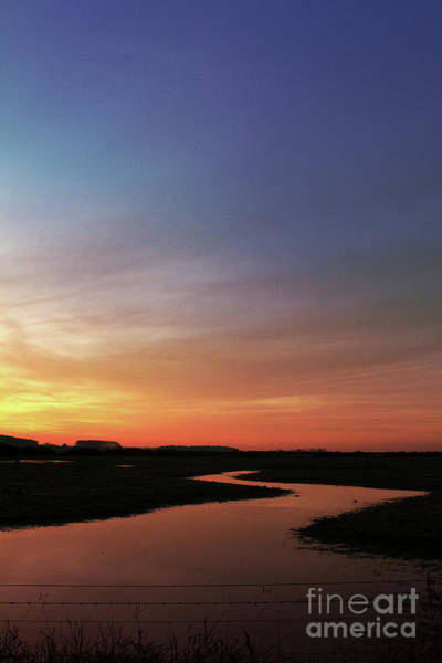 Wall Art - Photograph - Sunset At Holkham by John Edwards