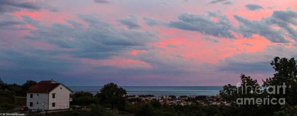 Wall Art - Photograph - Sunset Bar Montenegro by Mitch Shindelbower