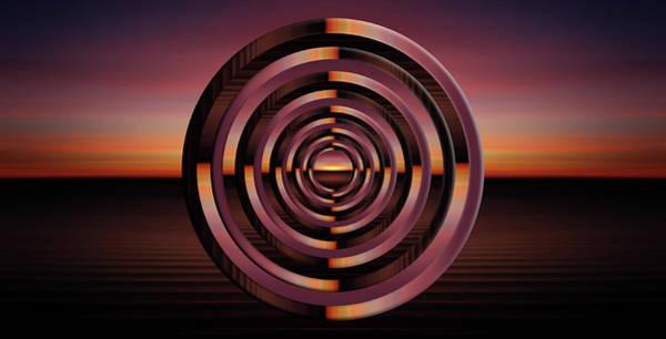 Wall Art - Photograph - Sunset Circles by Pelo Blanco Photo