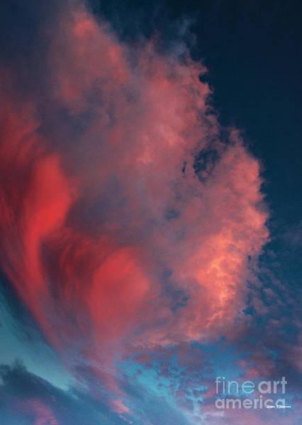 Photograph - Sunset Clouds Ortiz by Steven Natanson