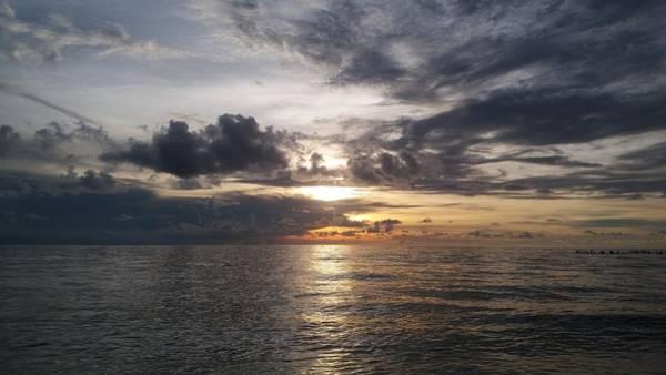 Ocean Wall Art - Photograph - Sunset by Cora Jean Jugan