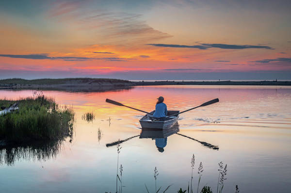 Photograph - Sunset  Crossing by Gary McCormick