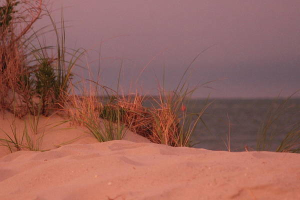 Wall Art - Photograph - Sunset Dunes At Ocracoke 3 by Cathy Lindsey