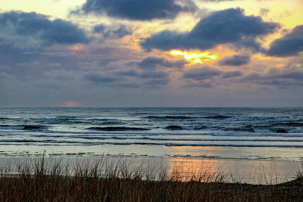 Photograph - Sunset From The Dunes by Lost River Photography