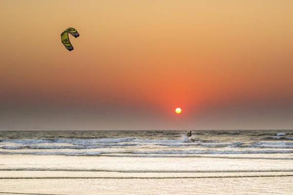 Goa Photograph - Sunset Goa Beach by Arvind Manjunath Photography